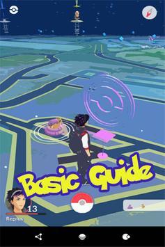 Hidden Tips for Pokémon GO poster