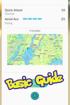 Hidden Tips for Pokémon GO apk screenshot