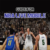 Guide for NBA LIVE Mobile icon