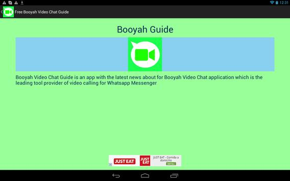 Free Booyah Video Chat Guide apk screenshot