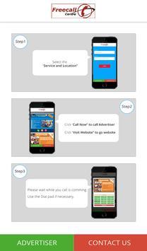 Free Call Centre apk screenshot