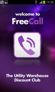 FreeCall poster