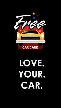 Get Free Car Care poster