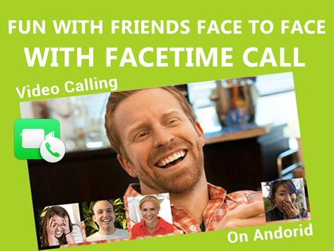 Facetime Video Call Free poster