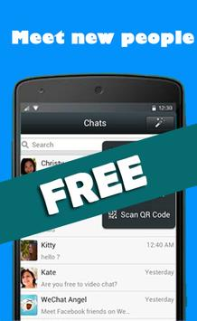 Free Chat Alternative Tips apk screenshot