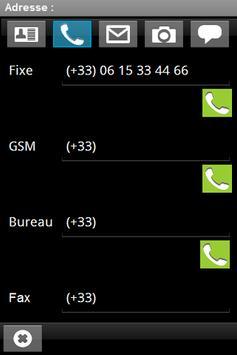 TelNotebook apk screenshot