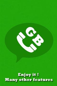 Free Dual GbWhatsapp Tips apk screenshot
