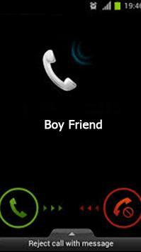 Fake Call Me Now apk screenshot