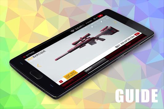 Guide Hitman: Sniper apk screenshot