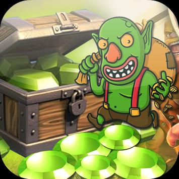 Free Gems for Clash of Clans apk screenshot