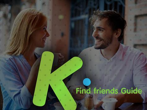 Chat Kik Messenger App Guide apk screenshot
