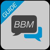 Guide for BBM Messenger icon