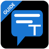 Guide for Textra SMS Messenger icon