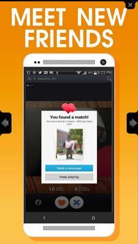 Flirt Meet Dating Badoo Guide apk screenshot