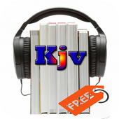 Free Holy Bible KJV With Audio icon