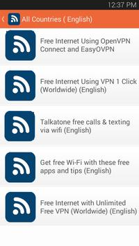 Free Internet for Android 4G apk screenshot