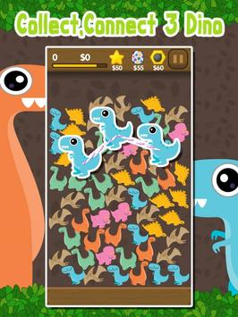 Baby Dino Line Bubble 2 apk screenshot