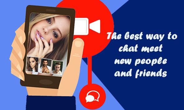 Live ChatRoom VideoGirl Advice apk screenshot