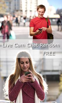 Live Cam Chat Random Advice poster