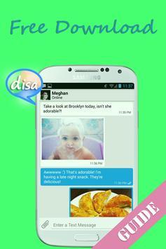 Unified Messenger Hub Disa Tip apk screenshot