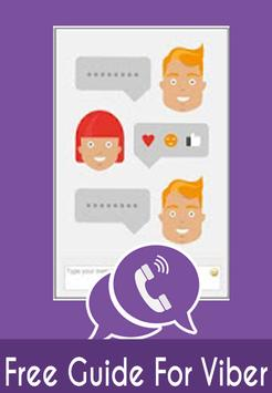Guide For Viber Messages Calls poster