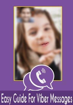 Guide For Viber Messages Calls apk screenshot
