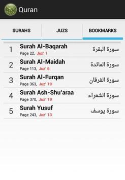 Quran Android (Free) apk screenshot