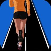 Running Fitness Runtastic Tips icon