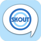 Free Skout Chat Friends Guide icon