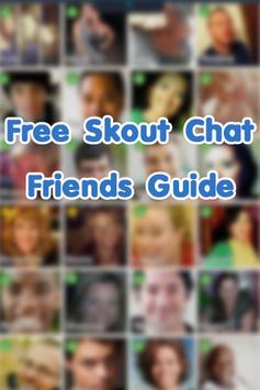 Free Skout Chat Friends Guide poster