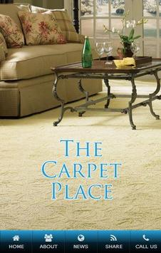 THAT CARPET PLACE poster