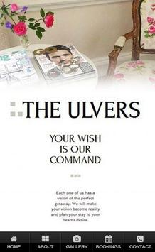 The Ulvers poster