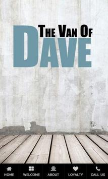 The Van of Dave poster