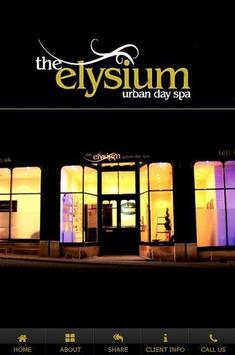 The Elysium poster
