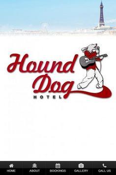 The Hound Dog Hotel poster