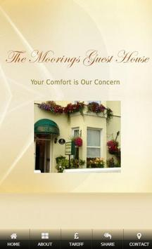 The Moorings Hotel poster
