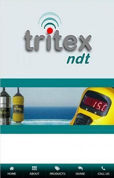 Tritex NDT LtD poster