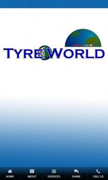 Tyre World poster