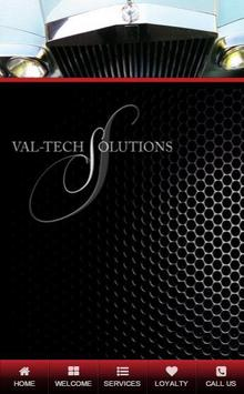 Val-Tech Solutions poster