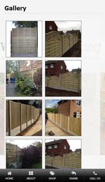 Warrington Fencing Ltd apk screenshot