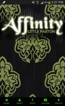 Affinity Little Paxton poster