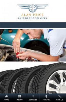 A P Auto Services poster