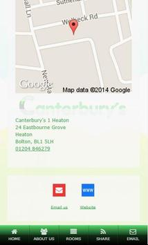 Canterburys 1 Ltd apk screenshot