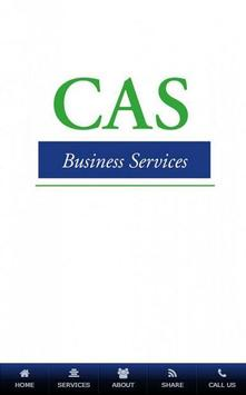 Cas Business Services poster