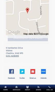 Cas Business Services apk screenshot