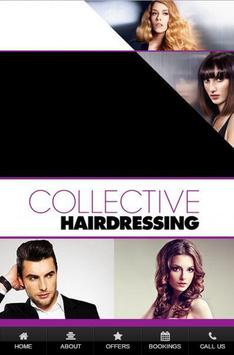 Collective Hairdressing poster