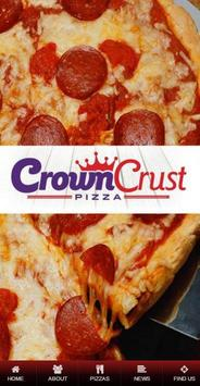Crown Crust Pizza poster