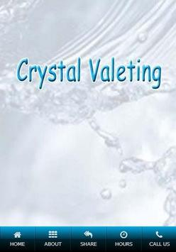 Crystal Valeting Service poster