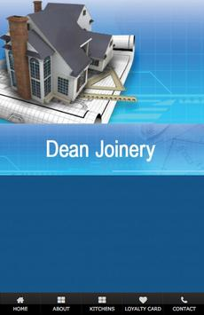 Dean Joinery poster