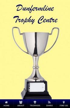 Dunfermline Trophy Centre poster